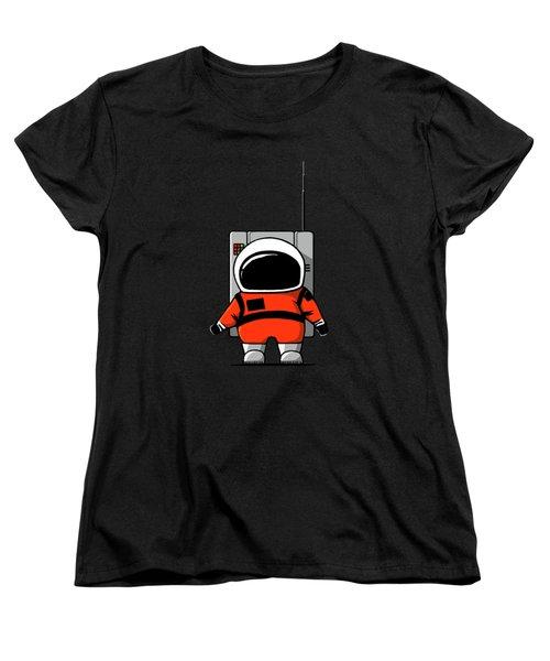 Moon Man Women's T-Shirt (Standard Fit)