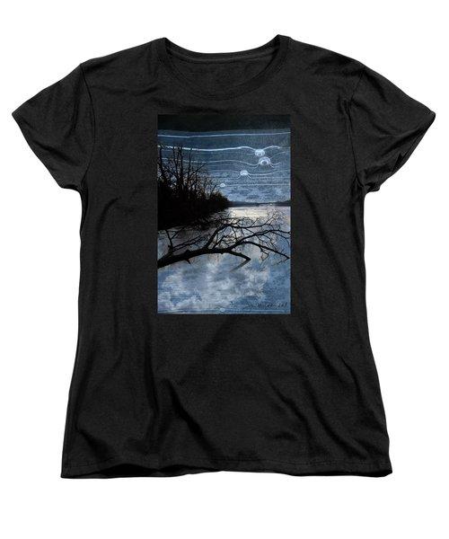 Moons Women's T-Shirt (Standard Cut)