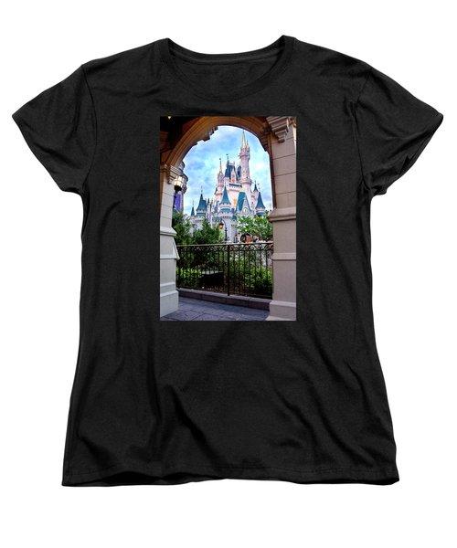 More Magic Women's T-Shirt (Standard Cut) by Greg Fortier