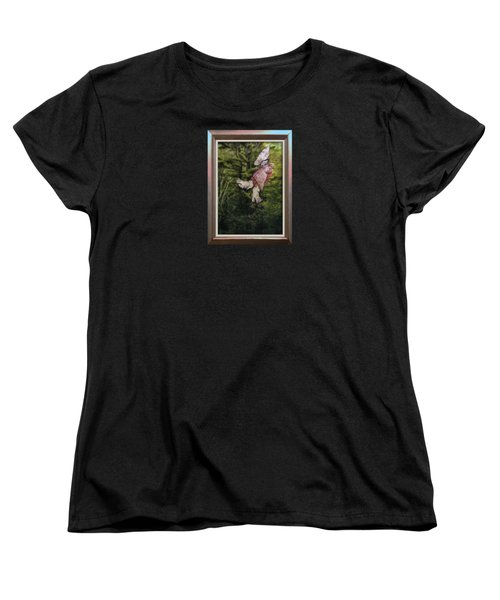 Mother And Daughter One Women's T-Shirt (Standard Cut) by Stan  Magnan