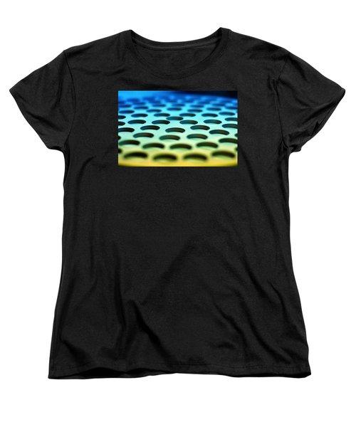 Women's T-Shirt (Standard Cut) featuring the photograph Mothership by Skip Hunt