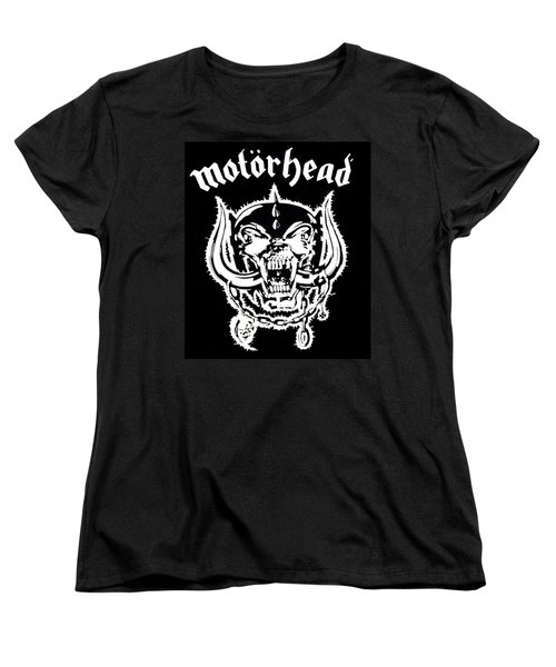 Motorhead Women's T-Shirt (Standard Cut) by Gina Dsgn