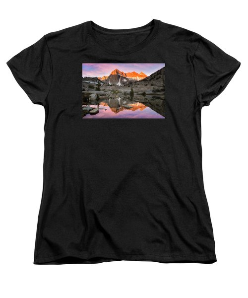 Mountain Air  Women's T-Shirt (Standard Cut) by Nicki Frates