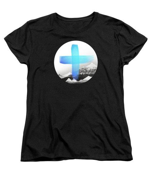 Mountains Women's T-Shirt (Standard Fit)