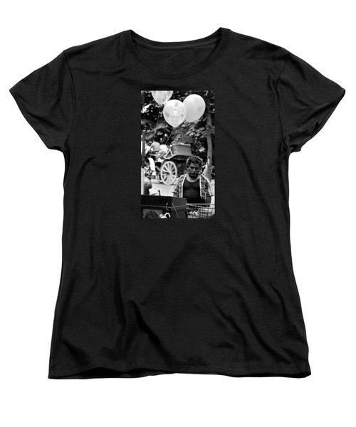 Mr. Fiesta Women's T-Shirt (Standard Cut) by David Gilbert