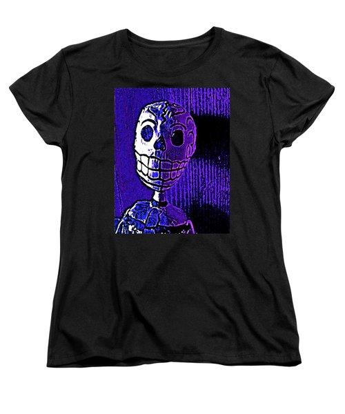 Muertos 2 Women's T-Shirt (Standard Cut) by Pamela Cooper