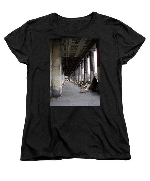 Museumsinsel Women's T-Shirt (Standard Cut) by Flavia Westerwelle