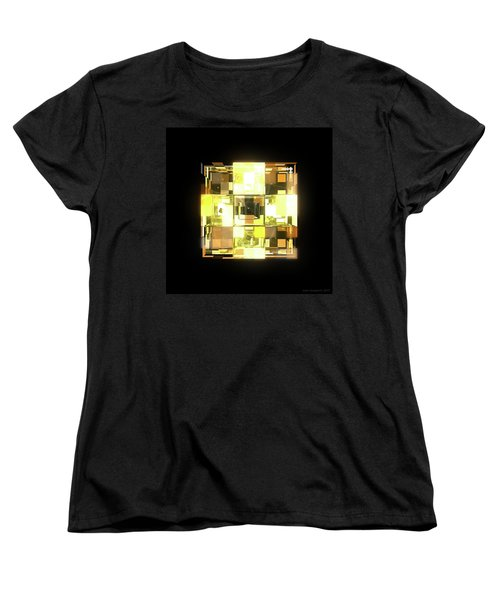 My Cubed Mind - Frame 001 Women's T-Shirt (Standard Fit)