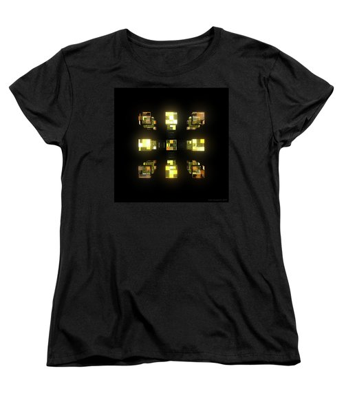 My Cubed Mind - Frame 141 Women's T-Shirt (Standard Fit)