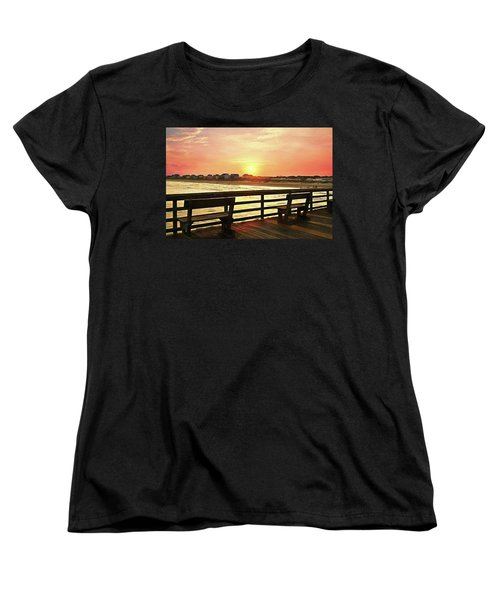 My Favorite Place Women's T-Shirt (Standard Cut) by Benanne Stiens
