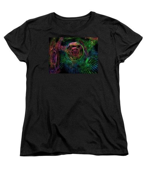 My Mind's Eye Women's T-Shirt (Standard Cut) by Lyle Hatch