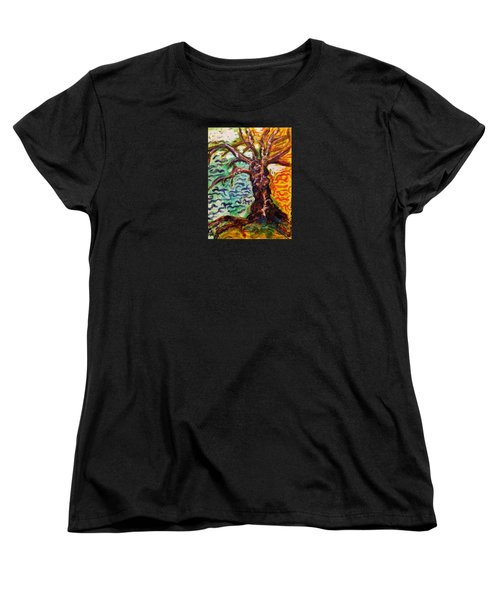 My Treefriend Women's T-Shirt (Standard Cut)