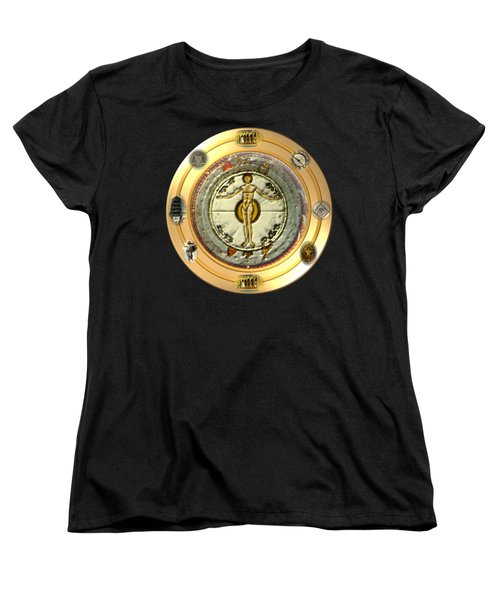 Mysteries Of The Ancient World By Pierre Blanchard Women's T-Shirt (Standard Cut) by Pierre Blanchard