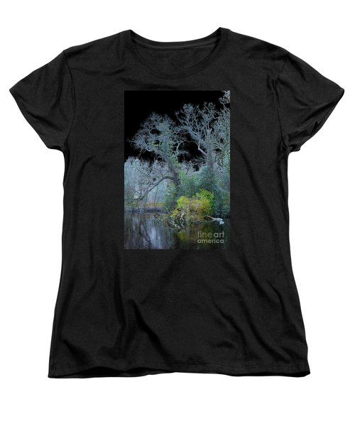 Mystical Wintertree Women's T-Shirt (Standard Cut)
