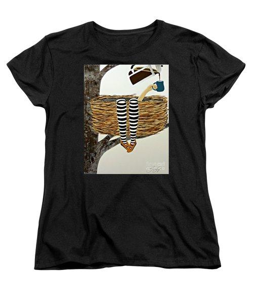 Nest Service Women's T-Shirt (Standard Cut)