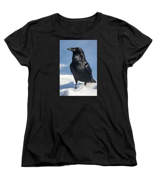 Nevermore Women's T-Shirt (Standard Cut) by Jack Bell
