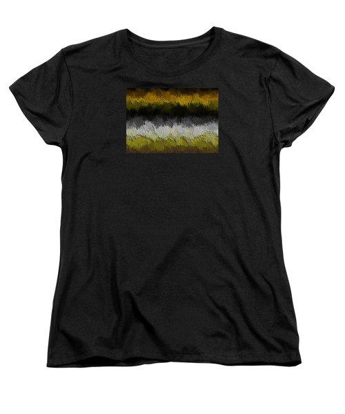 Women's T-Shirt (Standard Cut) featuring the digital art Nidanaax-flat by Jeff Iverson