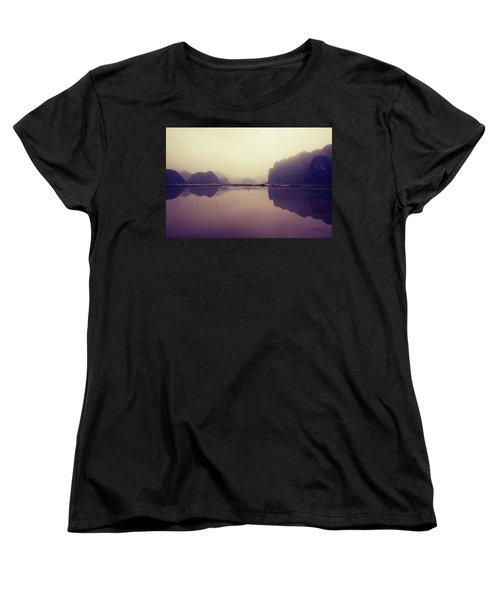 Ninh Binh Women's T-Shirt (Standard Cut) by Joseph Westrupp