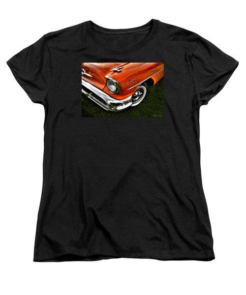 Nintey Eight Women's T-Shirt (Standard Cut) by Jerry Golab