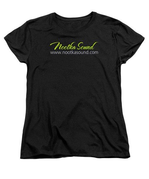 Nootka Sound Logo #6 Women's T-Shirt (Standard Cut) by Nootka Sound