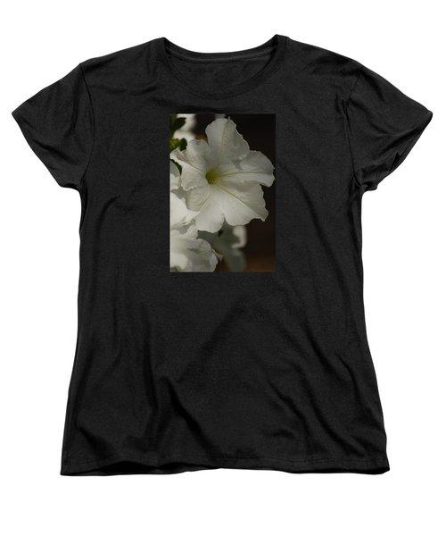 Women's T-Shirt (Standard Cut) featuring the photograph Not Perfect But Beautiful by Ramona Whiteaker
