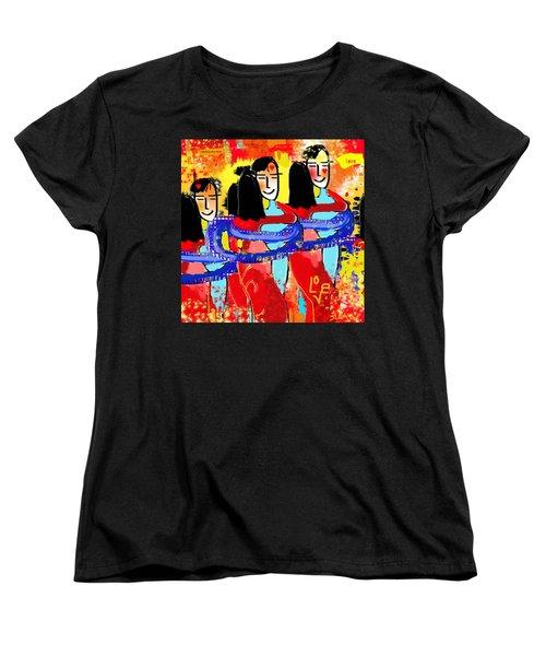 Nothing But Love  Women's T-Shirt (Standard Cut)