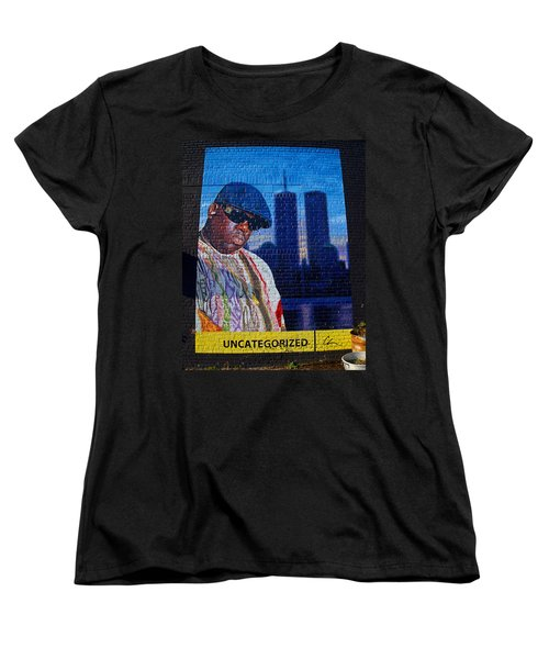 Notorious B.i.g. Women's T-Shirt (Standard Cut) by  Newwwman
