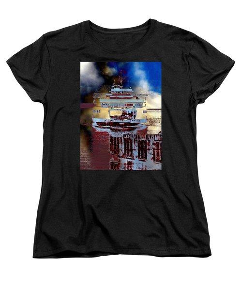 Now Arriving Women's T-Shirt (Standard Cut) by Tim Allen