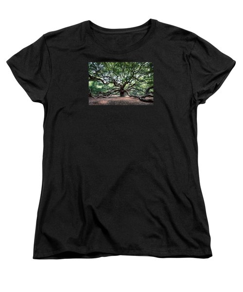 Oak Of The Angels Women's T-Shirt (Standard Cut)