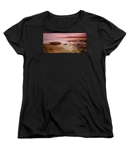 Ocean Beauty 801 Women's T-Shirt (Standard Cut) by Kevin Chippindall