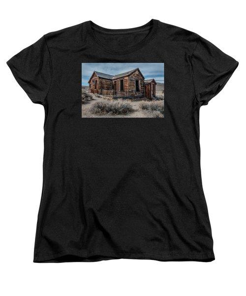 Once A Home Women's T-Shirt (Standard Cut) by Ralph Vazquez