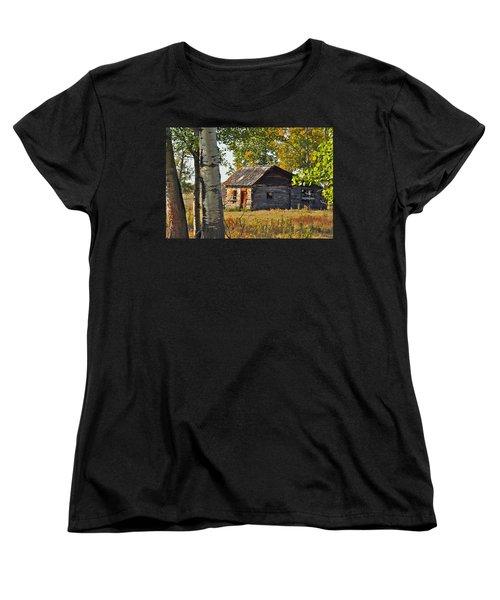 Once Upon A Time Women's T-Shirt (Standard Cut) by Johanna Bruwer