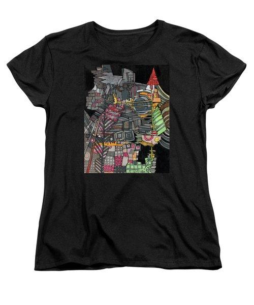 Once Upon A Time Women's T-Shirt (Standard Cut) by Sandra Church