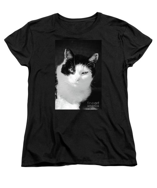 Women's T-Shirt (Standard Cut) featuring the photograph Oracle by Jesse Ciazza