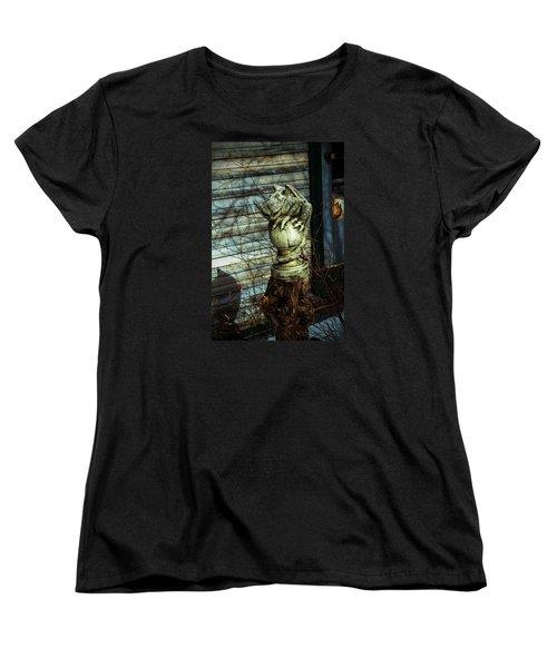 Oscar Women's T-Shirt (Standard Cut) by Alana Thrower