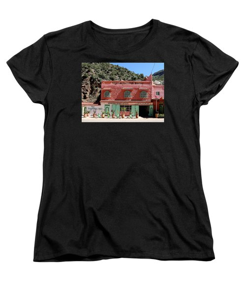 Women's T-Shirt (Standard Cut) featuring the photograph Ourika Valley by Andrew Fare