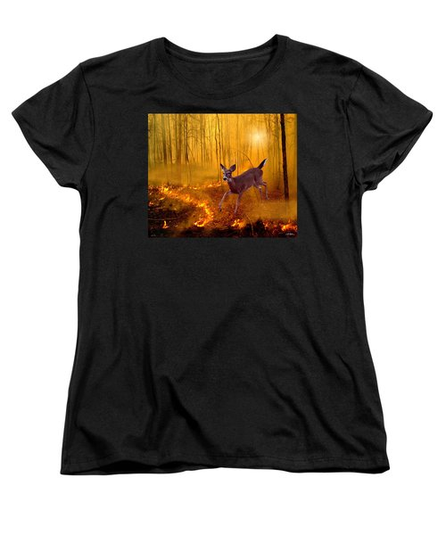 Out Of Egypt Women's T-Shirt (Standard Cut) by Bill Stephens