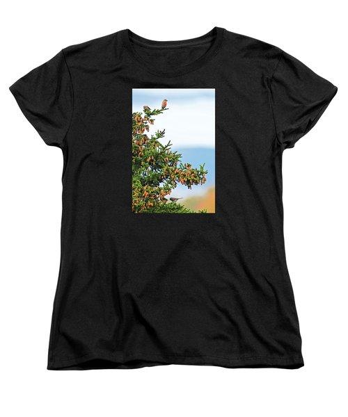 Out On A Limb # 2 Women's T-Shirt (Standard Cut) by Matt Plyler