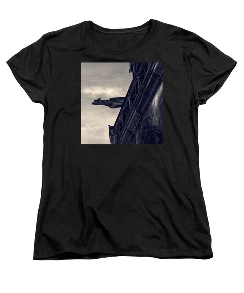 Out There Women's T-Shirt (Standard Cut) by John Hansen