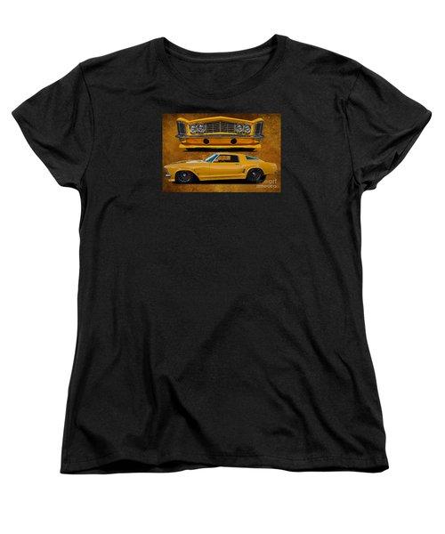 Outstanding Riviera Women's T-Shirt (Standard Cut) by Jim  Hatch