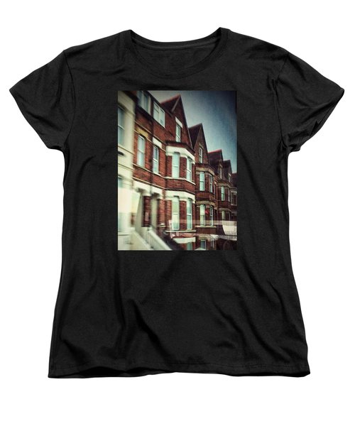 Women's T-Shirt (Standard Cut) featuring the photograph Oxford by Persephone Artworks
