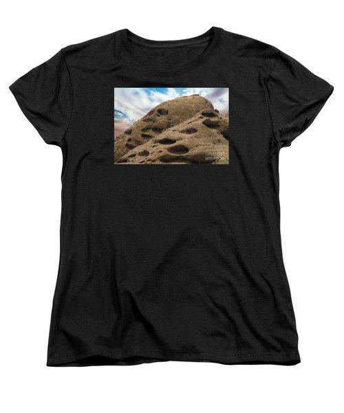 Papago Buttes Women's T-Shirt (Standard Cut) by Anne Rodkin