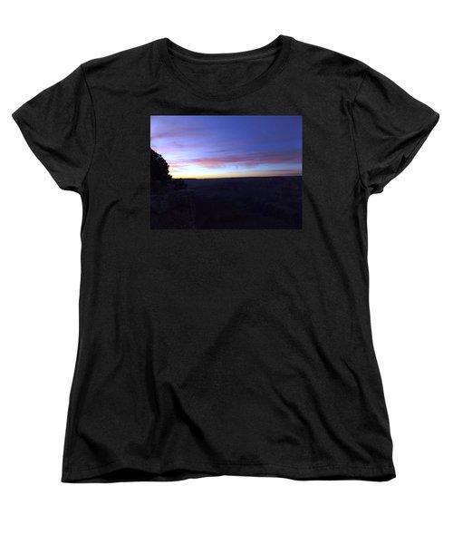 Pastels At Dark Women's T-Shirt (Standard Cut) by Adam Cornelison