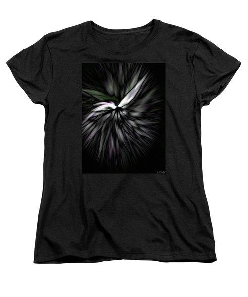 Peace Dove Women's T-Shirt (Standard Cut) by Lauren Radke