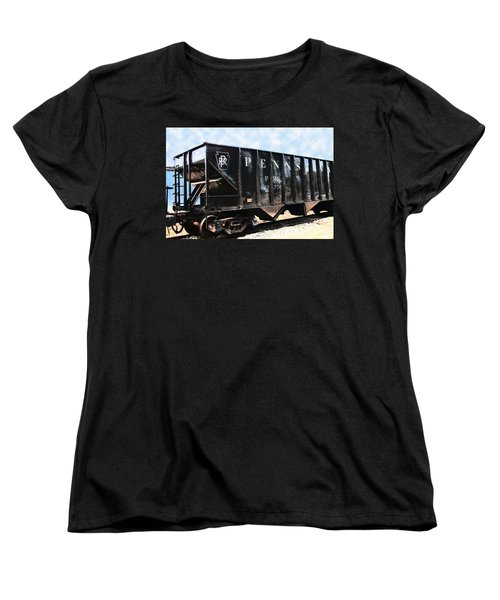 Pennsylvania Hopper Women's T-Shirt (Standard Cut) by RC DeWinter