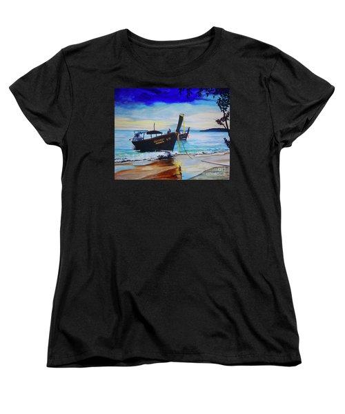 Phi Phi Women's T-Shirt (Standard Cut)