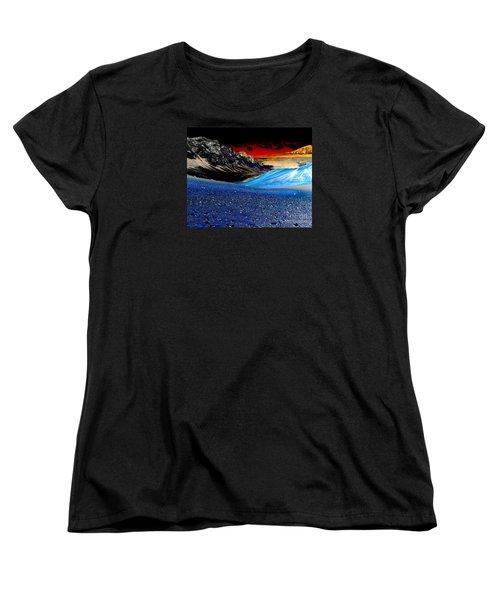 Pictures From Venus Women's T-Shirt (Standard Cut)