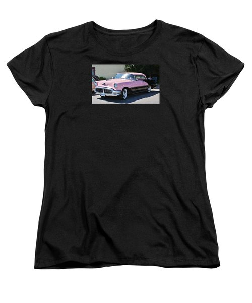 Women's T-Shirt (Standard Cut) featuring the photograph Pink Is A Color by Al Fritz
