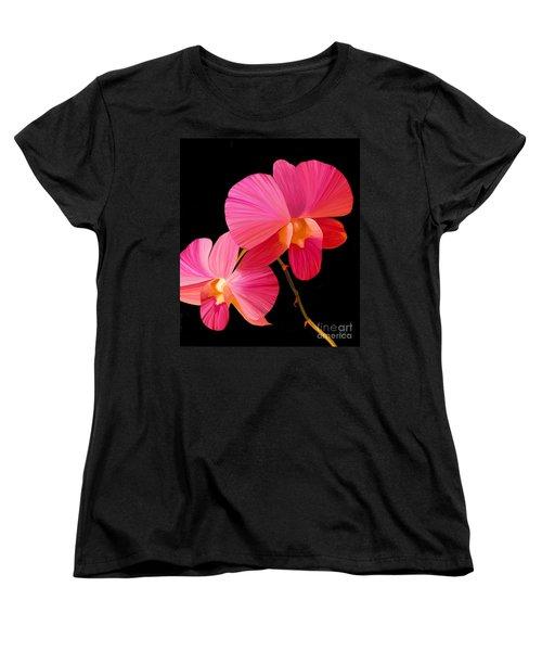 Pink Lux Women's T-Shirt (Standard Cut)