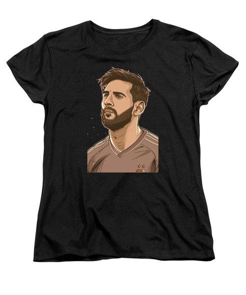 Please Do Not Go Lio Women's T-Shirt (Standard Cut)